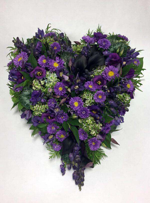 Begravelse hjerte